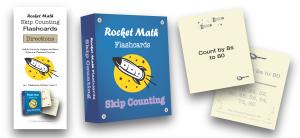 2226 Flash Card Skip Counting