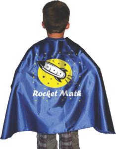Cape Mockup - Child wearing cape