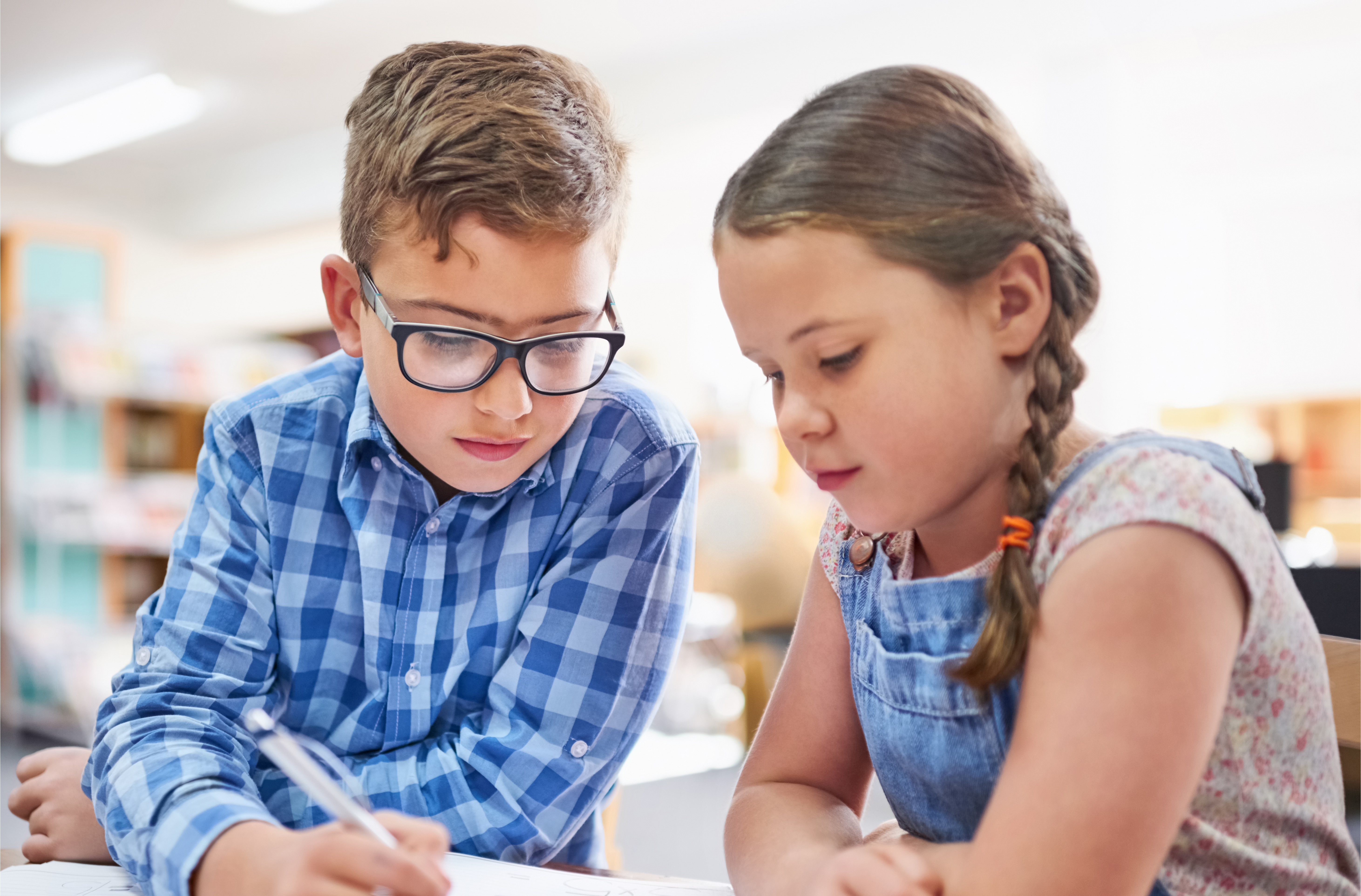 Effective math teaching strategies help students of all levels be successful at math.
